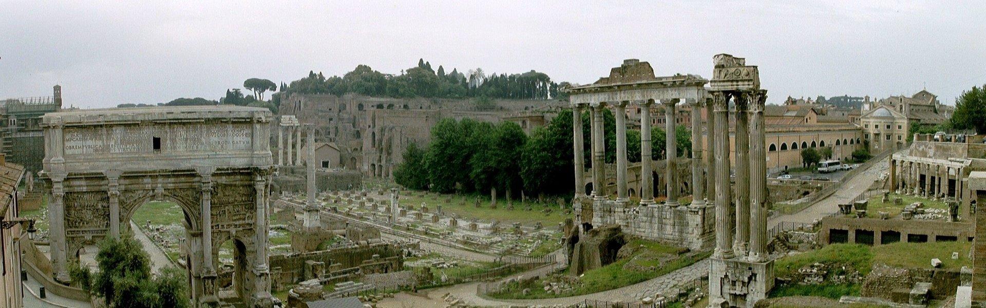 Oude geschiedenis: de Romeinen