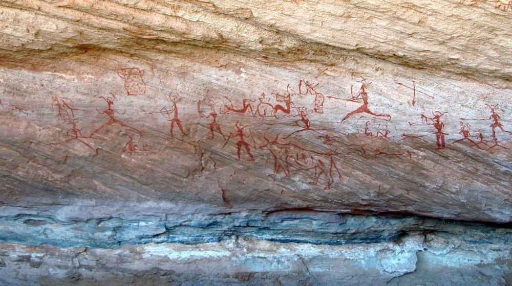 Van Prehistorie naar historie